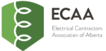 Ground Electrical Contractors is Good Standing Member of Electrical Contractors Association of Alberta