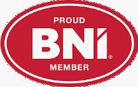 Proud BNI® Member - BNI Enterprise
